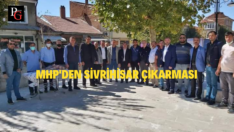 MHP İl ve İlçe Yöneticileri Sivrihisar'da