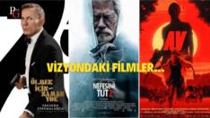 Vizyondaki Filmler…