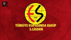 Eskişehirspor'un Kupada Rakibi Belli Oldu