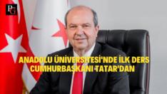 KKTC Cumhurbaşkanı Ersin Tatar Eskişehir'e Geliyor
