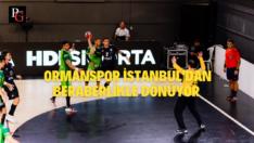 Ormanspor Beşiktaş'la Berabere Kaldı