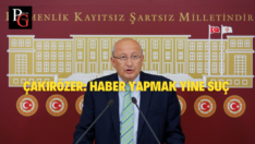 CHP'li Çakırözer Eylül Ayı Basın İhlallerini Açıkladı