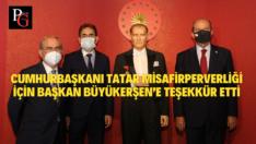 Cumhurbaşkanı Tatar Balmumu Heykeller Müzesini Ziyaret Etti