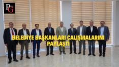 Başkanlar Bilecik'te Toplandı