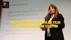 Prof.Dr.Günay Kalkınmada İnovasyonun Rolünü Anlattı