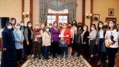 Büyükşehir Kadın Çiftçiler Günü'nü Kutladı