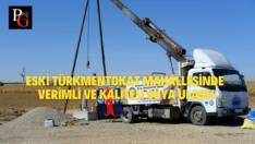 Türkmentokat ve İmişehir'de Yüzler Gülüyor